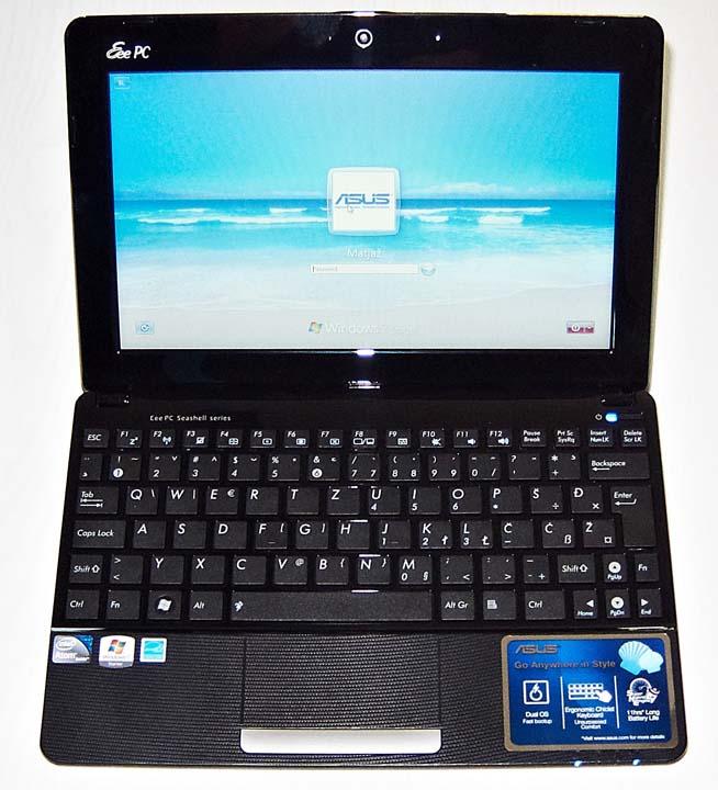 Asus EEE PC 1011