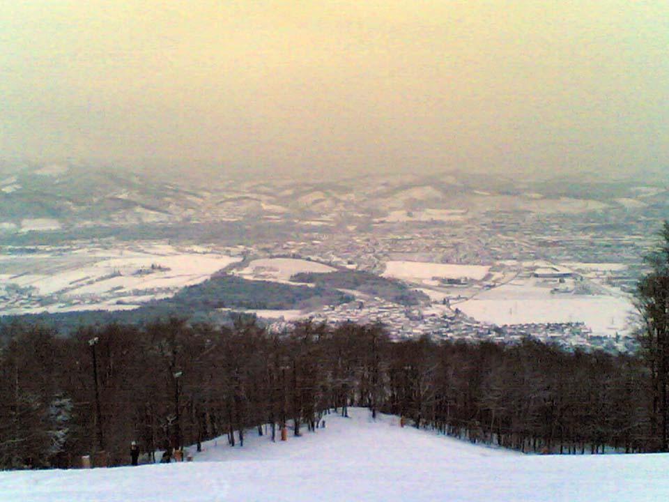 Belo Pohorje .. in Maribor (Nokia 6680)