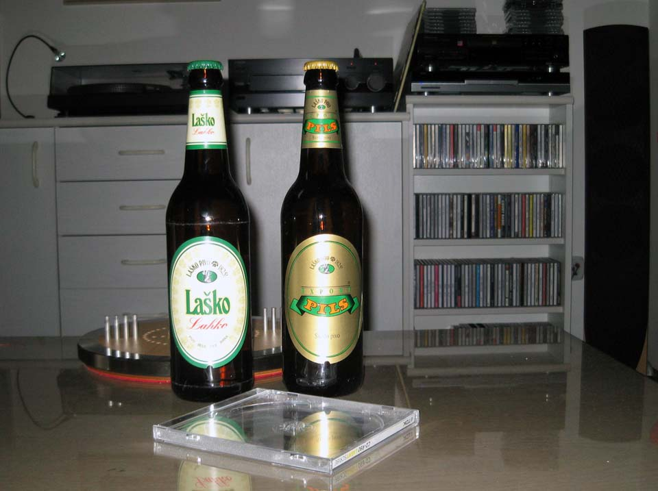 Double beer is better ... than single one ;-)