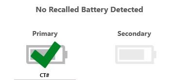HP baterija