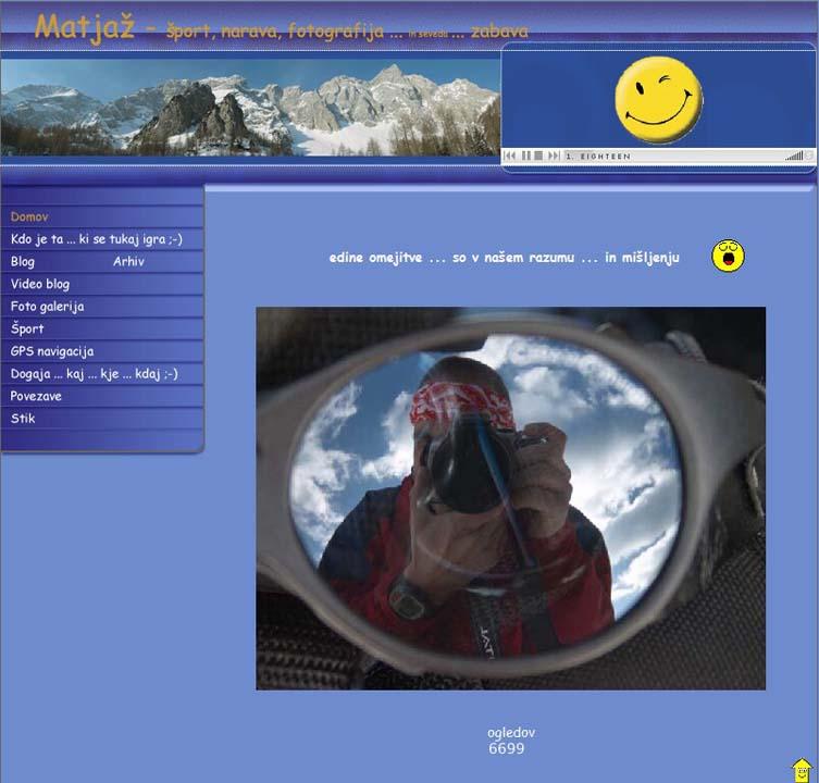 Moja spletna stran