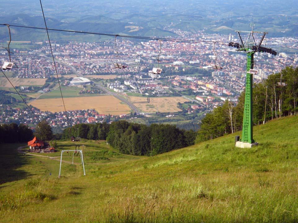 Popoldanski pogled na Maribor