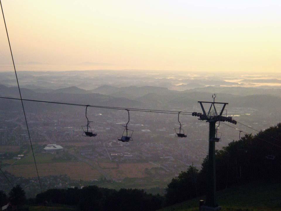 Jutranji pogled na Maribor