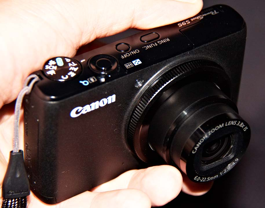 Canon PoweShot S95